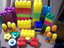 MEGA BLOKS - Lot of 80 - Used - Great Condition