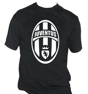 Fm10 T Shirt Uomo Juventus Logo Scudetto Juve Calcio Sport Ebay