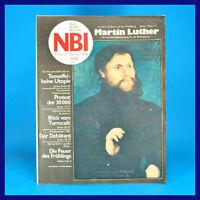 NBI 21/1983 - Karat Drahendorf Friedensfahrt Bratislava - DDR-Zeitschrift
