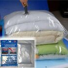 Space Saver Saving Seal Vacuum Clothing Storage Compressed Bag Organizer Bags