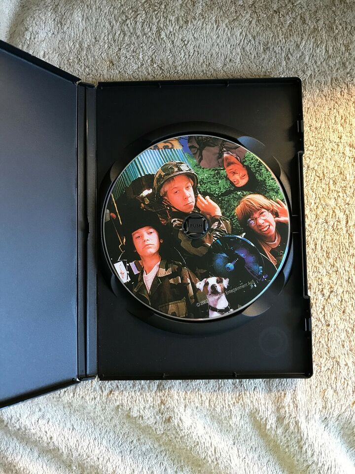 Tyven i Træet , DVD, familiefilm