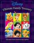 Disney Mega Treasury: Ultimate Family Treasury by Parragon (Hardback, 2006)