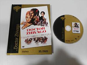 DOCTOR-ZHIVAGO-DVD-LIBRO-57-PAG-EDICION-ESPECIAL-ESPANOL-ENGLISH-REGION-2