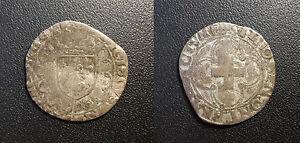 Francois-Ier-Douzain-a-la-croisette-1er-type-1541-D-Lyon-Dy-927