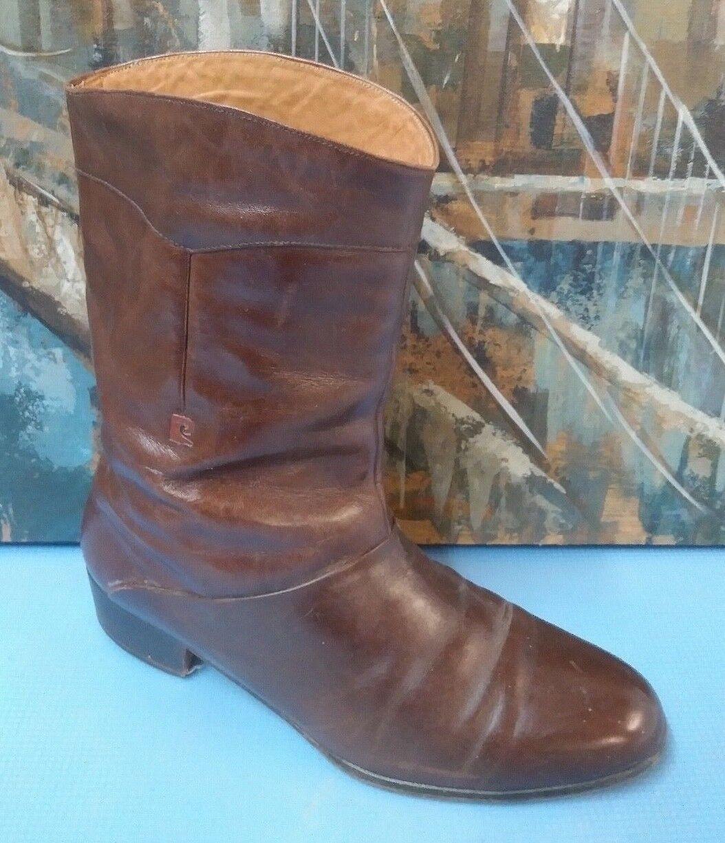 Vintage Pierre Cardin 6037 Stiefel damen Größe 8.5 M