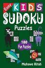 Easy Kids' Sudoku Puzzles by R Muhawe (Paperback / softback, 2014)