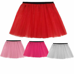 High-Quality-Tutu-Skirt-Ladies-Women-Girls-Adults-Hen-Party-Fancy-Dress-Costume