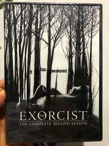 Exorcist-Complete-Second-Season-2-DISC-SET-REGION-1-DVD-New