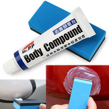 New Car Polishing Body Compound Wax Paint Care Scratching Repair Kit