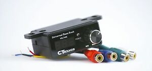 CT-Sounds-Universal-Bass-Knob-With-Digital-Volt-Meter-amp-Pushable-Rotary-ON-OFF
