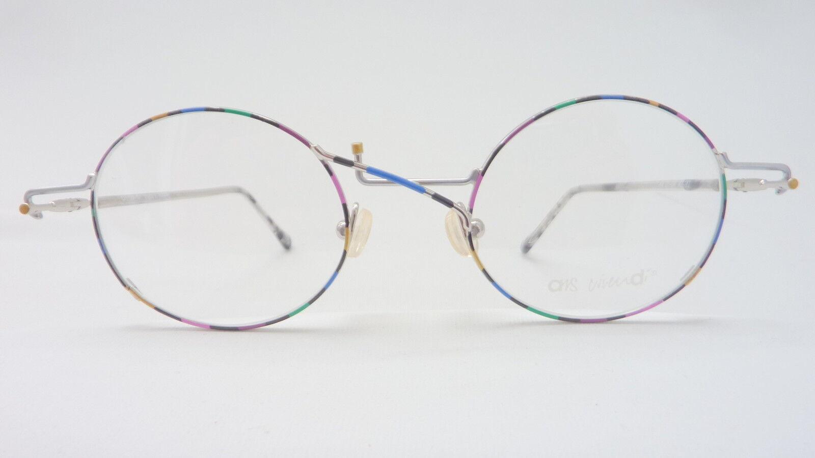 Ars Vivendi Brille Damen ohneGlas ohneGlas ohneGlas multiFarbe ungetragene Optikerware Größe M  | Ausgezeichnet (in) Qualität  | Mode-Muster  | Überlegen  f31410