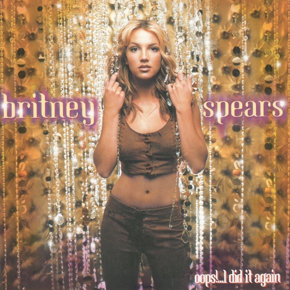 Britney Spears: 3 Albums, pop