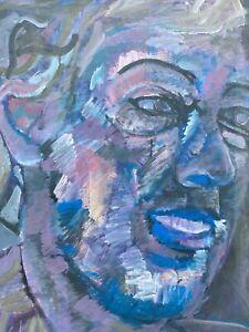 Brigitte-tietze-berlin-oil-painting-portrait-man-head-expressiver