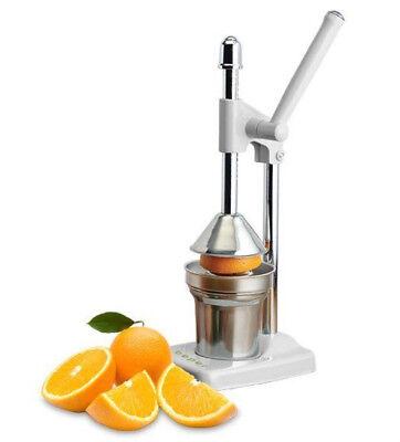 Spremiagrumi manuale a leva in acciaio spremi agrumi arance limone BEPER