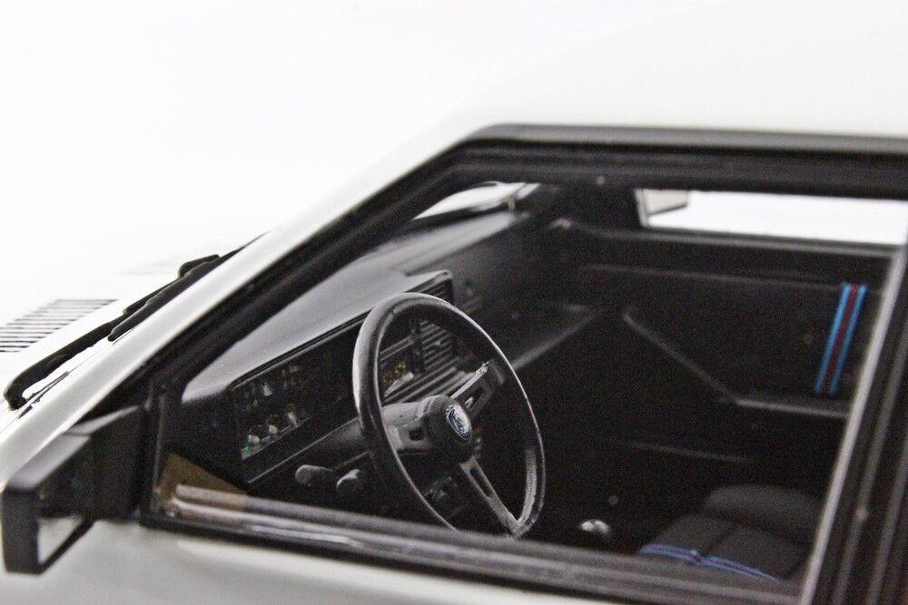 Laudoracing-Models Lancia Delta 1600HF Turbo ie  R86  Martini Martini Martini IT 3° 1 18 LM108D 5f92d7