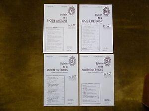 Bulletin-de-la-Societe-des-etudes-Litt-Scient-amp-Art-du-LOT-T-119-1998-Cahors