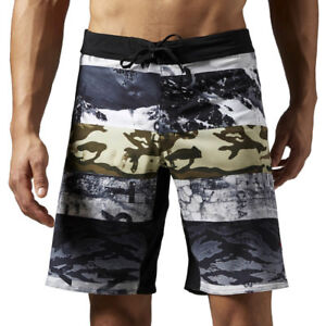 Wicking da Series Pantaloncini uomo Training Gym One sublimati Reebok Workout 0WxAnqv