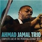 Ahmad Jamal - Complete Live at the Pershing Lounge, 1958 (Live Recording, 2013)