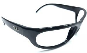 RAY-BAN-RB4033-601-Men-s-Sunglass-Frames-Wrap-Shiny-Black-Frames-Only-2123