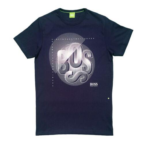 NWT Hugo Boss crew neck Tee Short Sleeve Cotton t shirt men/'s Size S XXL 8