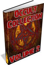 RARE OCCULT BOOKS Vol 2 DVD - Kabbalah,Masons,Mythology,Native American Religion