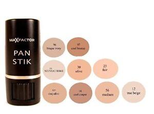 Max-Factor-Pan-Stik-Creamy-Foundation-Makeup-9-gr-CHOOSE-YOUR-SHADE