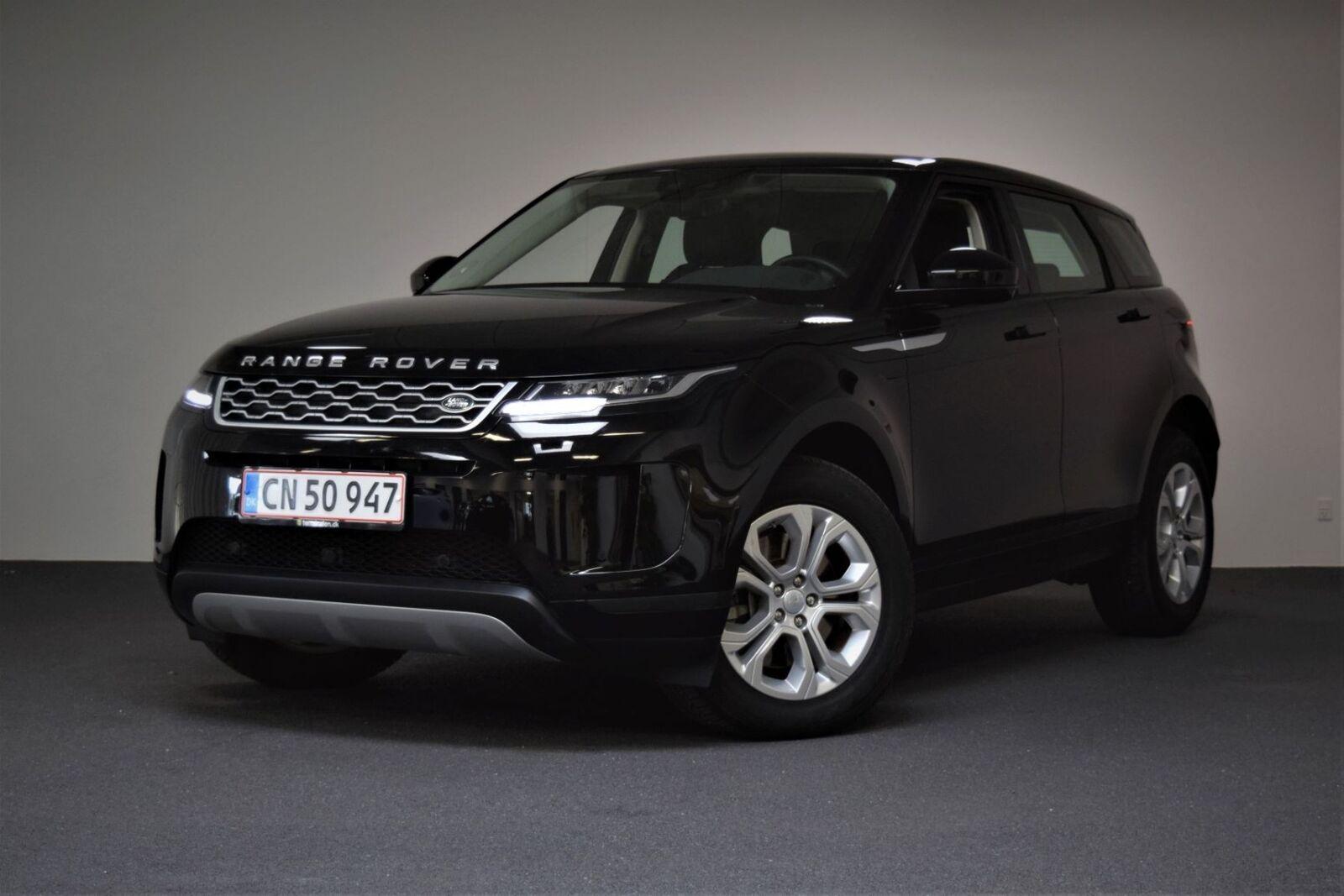 Land Rover Range Rover Evoque 2,0 D180 S aut. 5d - 559.900 kr.