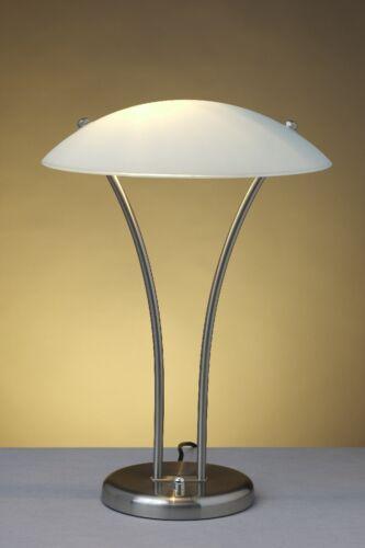 Tischleuchte mit Handdimmer Kai Leuchte Tischlampe E27 max.60W Arbeitsleuchte