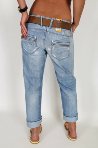 NEW G-Star Corvet Kate Tapered 7//8 Wmn Donna jeans estate Pantaloni W 25 26 27 28 29