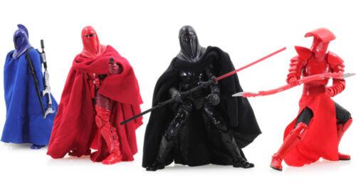 Star Wars Hasbro Black Series The Last Jedi Guardians of Evil 4 Set New