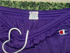 VTG 1980's Champion Basketball Shorts Purple & Orange Phoenix Suns Jersey Colors