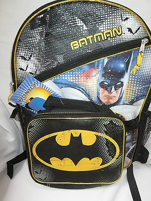 Tumbler Cup NEW Dual Compartment Spiderman Lunch Kit Box Bag