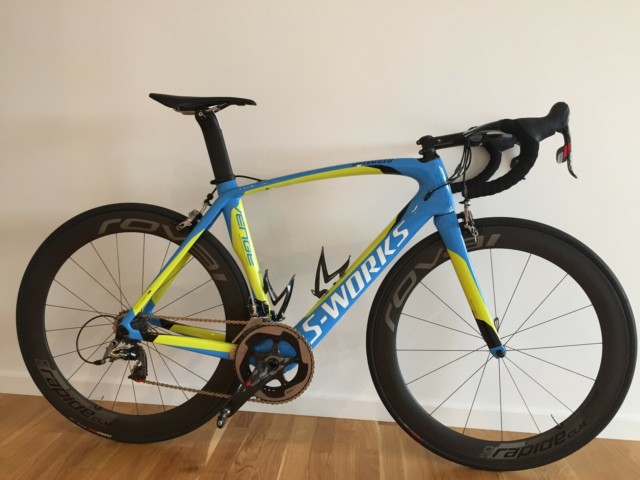 Herreracer, Specialized S-WORK VENGE, 54 cm stel, 22 gear,…