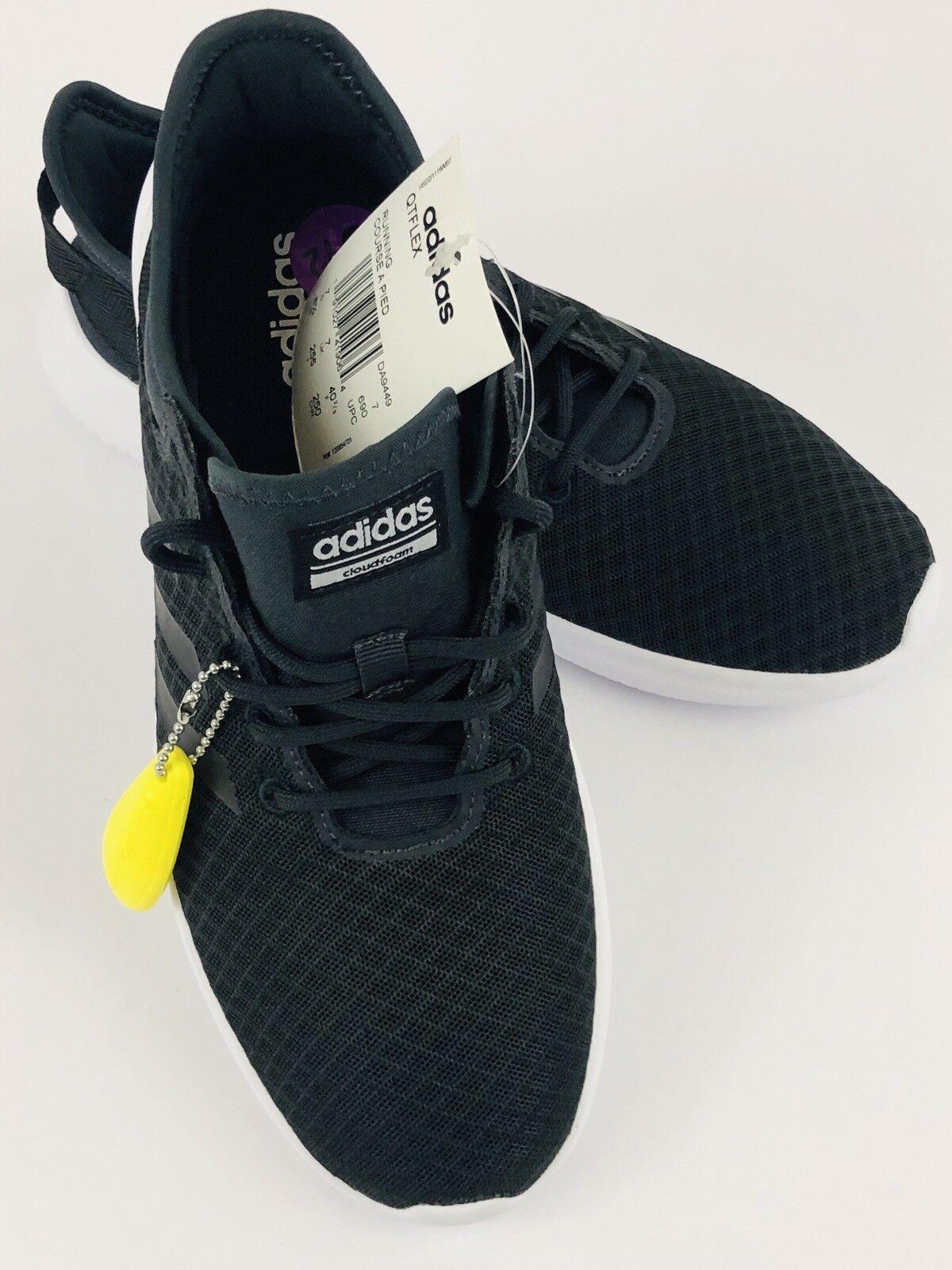 Women's Adidas Cloudfoam QT Flex Athletic Running Sport shoes DA9449 Size 7.5
