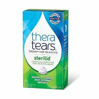 4 Pack - Theratears Sterilid Eyelid Cleanser 1.62oz Each on sale