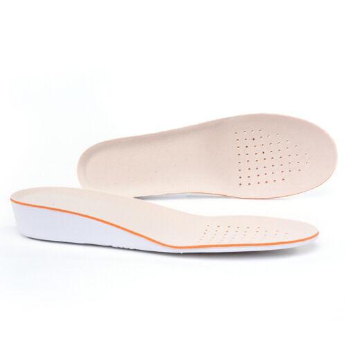 Linderung der Schmerzen Gesundheit des Fußes Latex aus Leder Pads für Schuhe