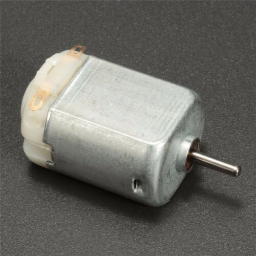 1-10 pcs Small 1.5V 4.5V DC Electric Motor Brushed for Models Crafts Robots