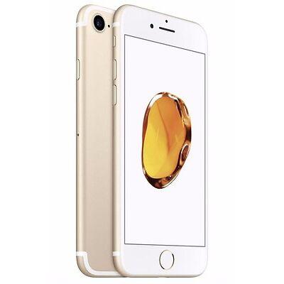 Apple iPhone 7 - 32GB - 128GB - 256GB - Jet Black - Silber - Rose / Gold - Red !