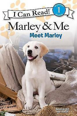 1 of 1 - USED (GD) Marley & Me: Meet Marley (I Can Read Level 1) by Natalie Engel