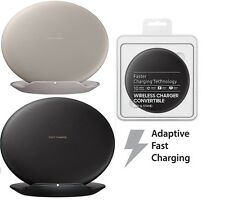 For Samsung Galaxy S8 S8 Plus Qi Fast Charge Wireless Charger Pad Convertible
