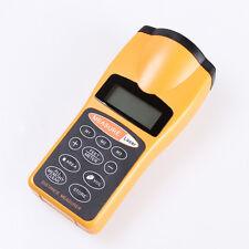 Digital Display Distance Electronic Measure Instrument Ultrasonic Handheld Meter