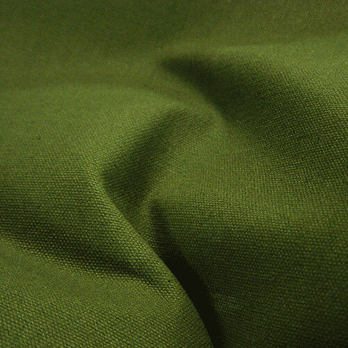 Heavy Duty Outdoor tents OLIVE Cotton Canvas Fabric Waterproof 12oz 180cm wide