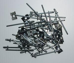 image is loading mk2-jaguar-side-chrome-trim-clips-amp-rivets-