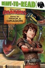How to Train Your Dragon TV: How to Track a Dragon (2016, Hardcover)