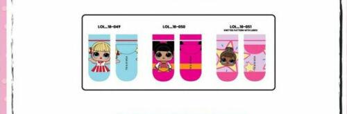 LoL Surprise  Official Licensed Socks Pack of 3  NEW