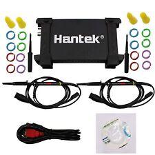 Hantek 6022be Laptop Pc Usb Digital Storage Virtual Oscilloscope 2 Channels