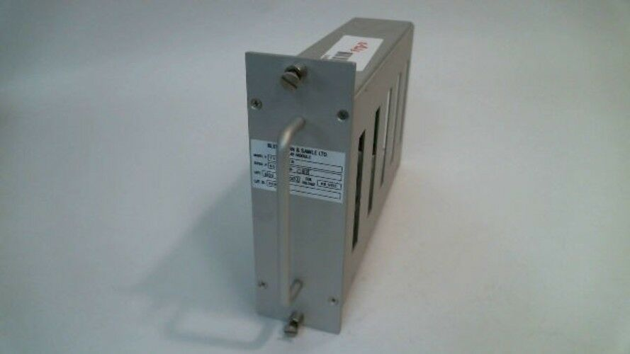 New Blenkhorn and Sawle 269684 Type S4EB Limited 48V Relay Module NNB