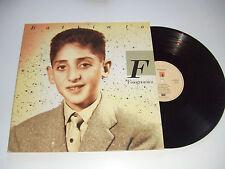 Battiato – Fisiognomica - Disco 33 Giri LP Album Vinile ITALIA 1988 Pop Rock