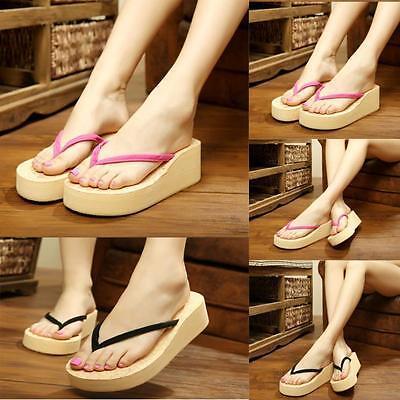 Women Casual Flip flops Slippers Shoes Beach Sandals Summer Home Shoe Wholesale