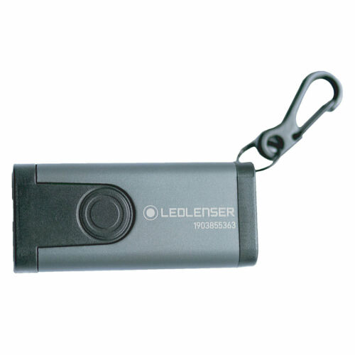 Indoors Led Lenser K4R Keyring USB Rechargeable Torch for Outdoors Camping